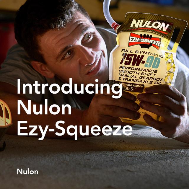 Introducing Nulon Ezy-Squeeze