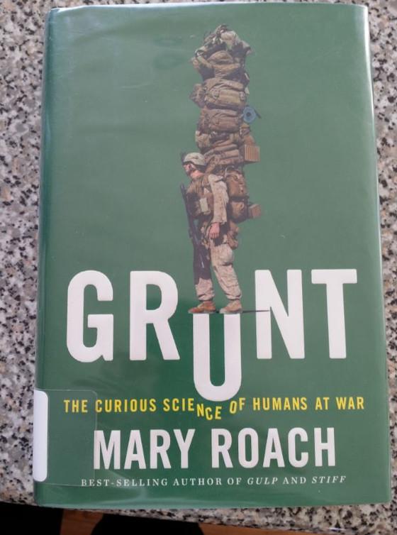 Grunt, Mary Roach