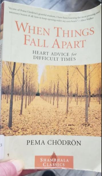 When Things Fall Apart, Pema Chodron
