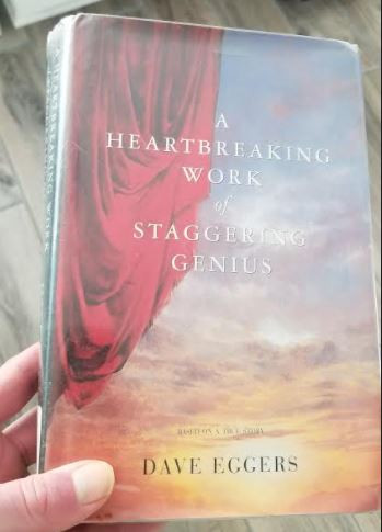 The Heartbreaking Work of Staggering Genius, Dave Eggers