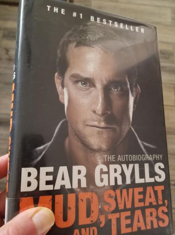 Mud, Sweat, and Tears, Bear Grylls