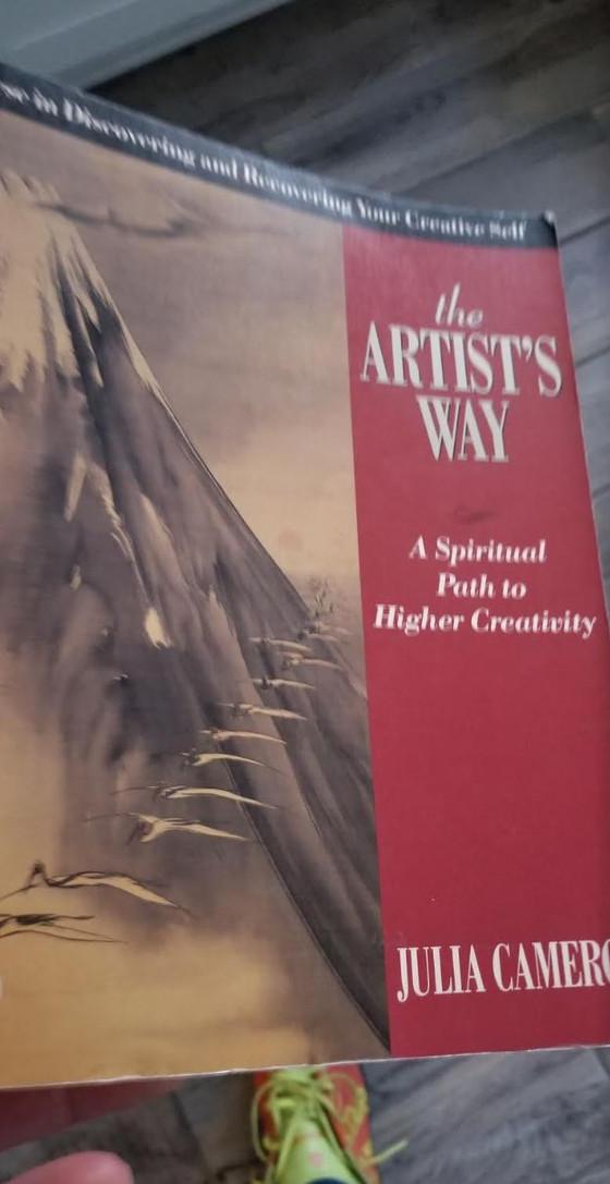 The Artist's Way, Julia Cameron.