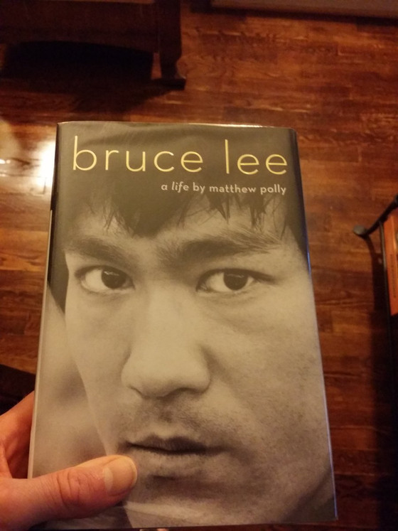 Bruce Lee: A Life, Matthew Polly