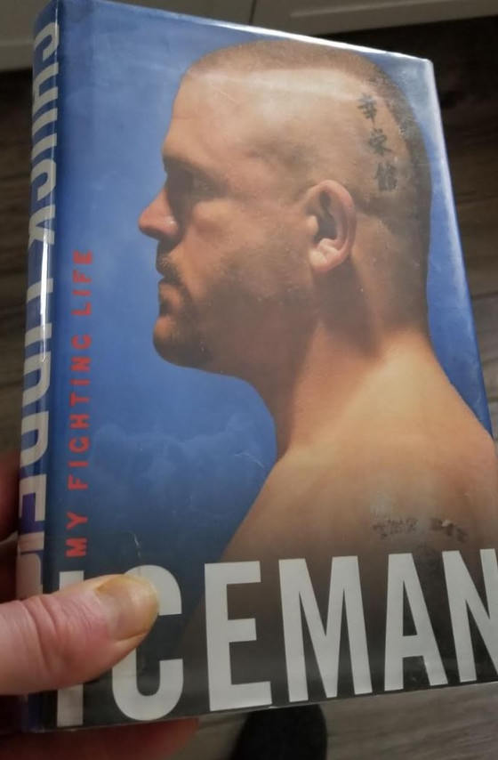 Iceman: My Fighting Life, Chuck Liddell