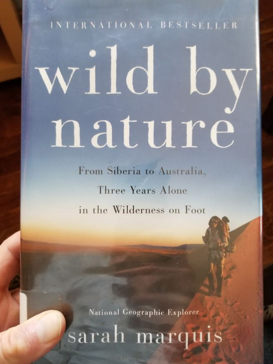 Wild By Nature, Sarah Marquis