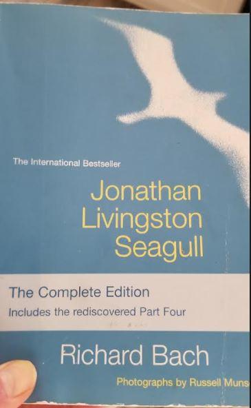Jonathan Livingston Seagull, Richard Bach