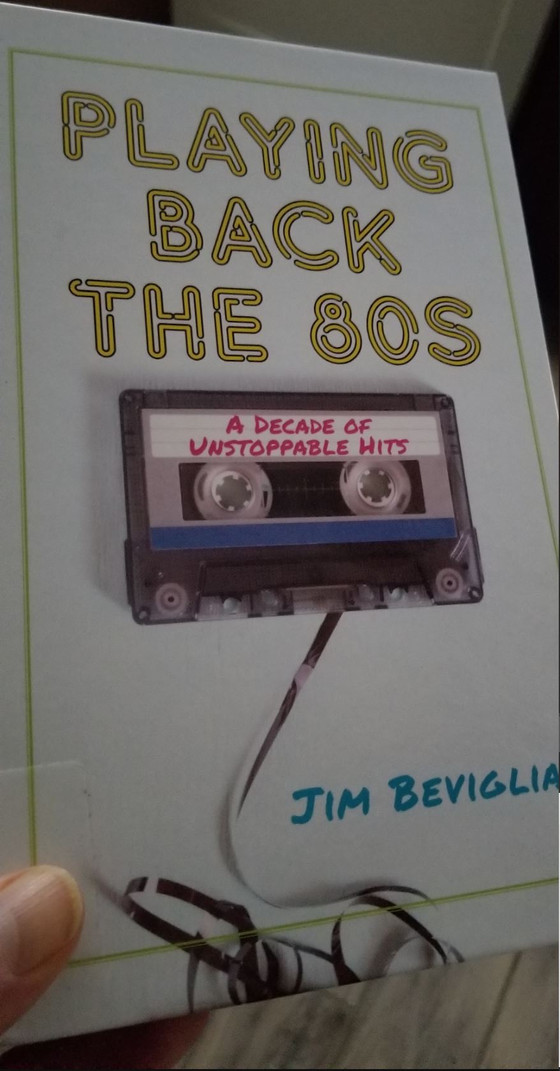 Playing Back The 80s, Jim Beviglia