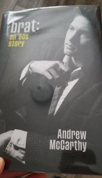 Brat: an 80's story, Andrew McCarthy