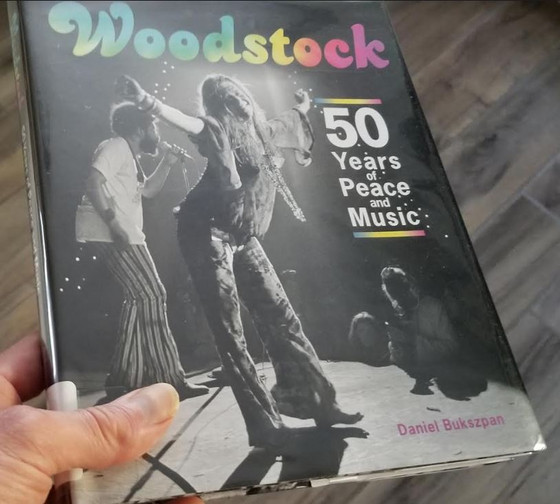 Woodstock: 50 Years of Peace and Music, Daniel Bukszpan