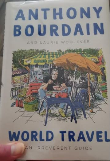 World Travel, Anthony Bourdain