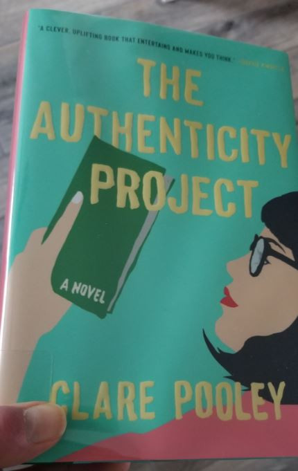 The Authenticity Project, Clare Pooley