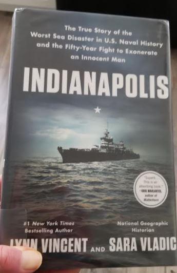 Indianapolis, Lynn Vincent & Sara Vladic