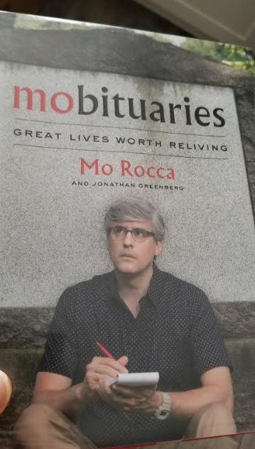 Mobituaries, Mo Rocca