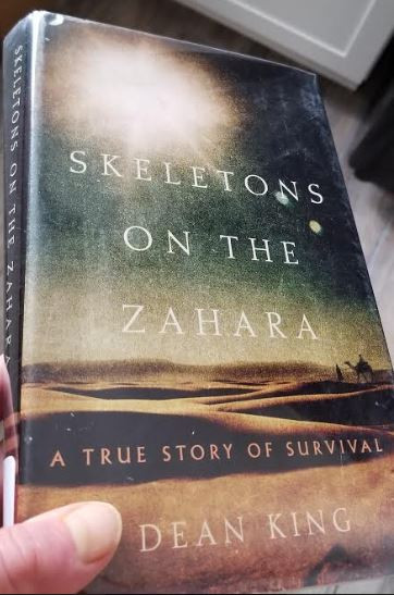 Skeletons on the Sahara, Dean King