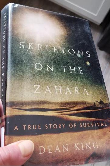 Skeletons on the Sahara, Dean King