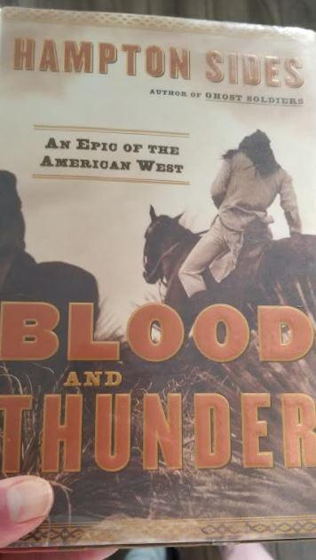 Blood and Thunder, Hampton Sides