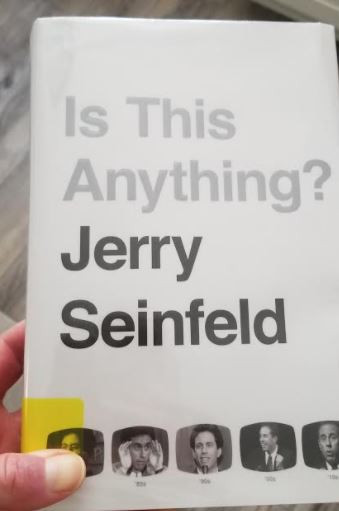 Is This Anything? Jerry Seinfeld
