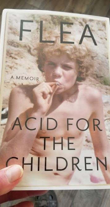 Acid for the Children, Flea