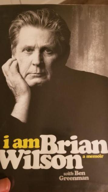 I am Brian Wilson, Brian Wilson