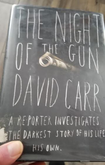 The Night of the Gun, David Carr