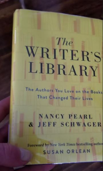 The Writer's Library, N. Pearl & J. Schwager