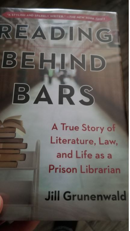 Reading Behind Bars, Jill Grunenwald
