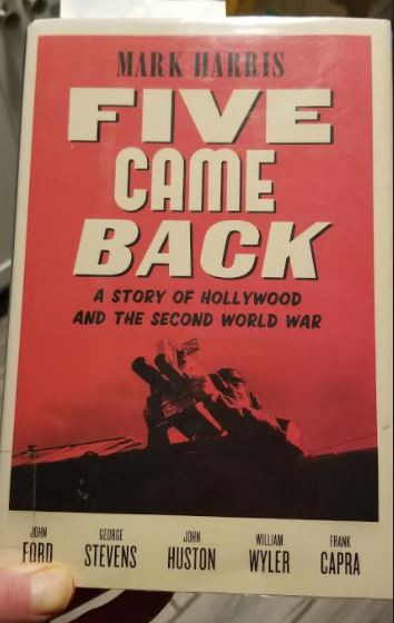 Five Came Back, Mark Harris