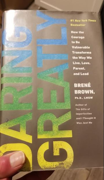 Daring Greatly, Brene Brown