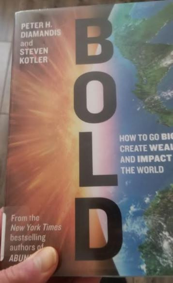 Bold, P. Diamandis & S. Kotler