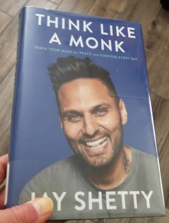 Think Like A Monk, Jay Shetty