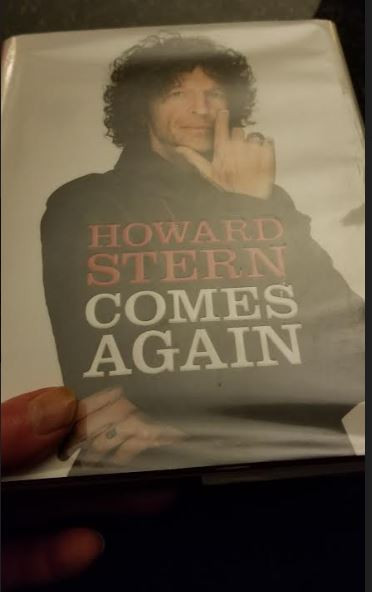Comes Again, Howard Stern