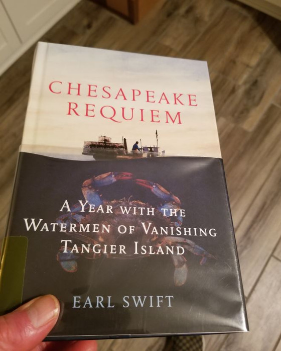 Chesapeake Requiem, Earl Swift