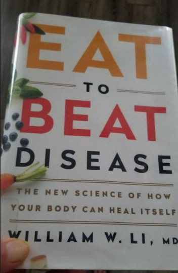 Eat to Beat Disease, Dr. William Li