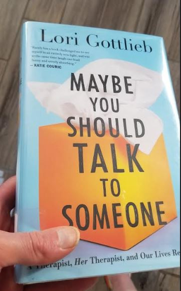 Maybe You Should Talk to Someone, Lori Gottlieb