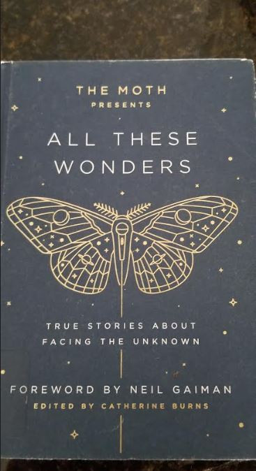All These Wonders, Edited by C. Burns