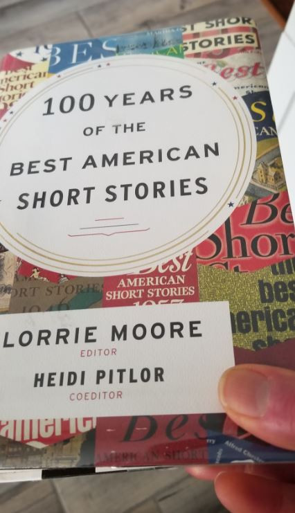 100 Years of the Best American Short Stories, Lorrie Moore