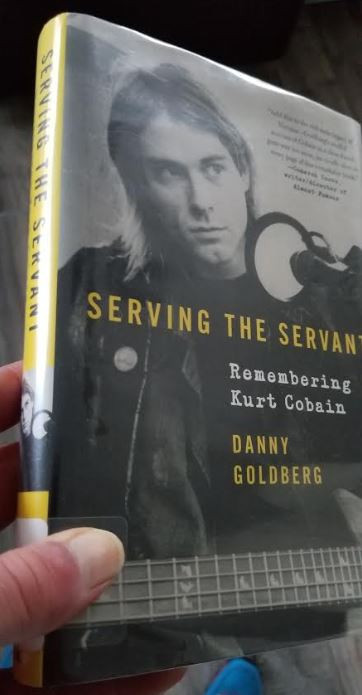 Serving the Servant, Danny Goldberg