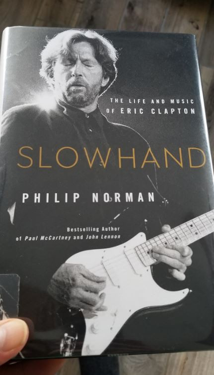 Slowhand, Philip Norman
