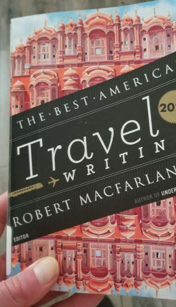 Best American Travel Writing 2020, Robert Macfarlane
