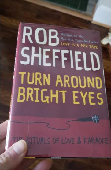 Turn Around Bright Eyes, Rob Sheffield