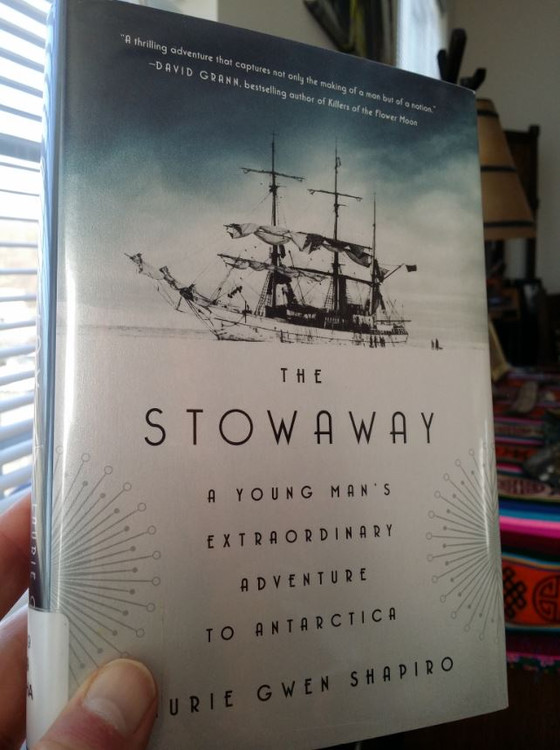 The Stowaway, Laurie Shapiro