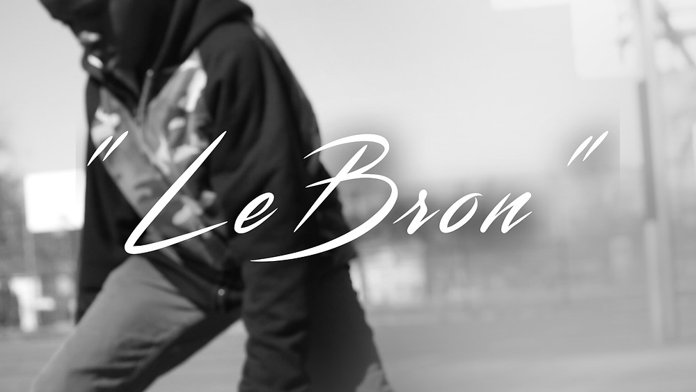 T'Shaun Cam'ryn McNear plays child in the Official LeBron Video
