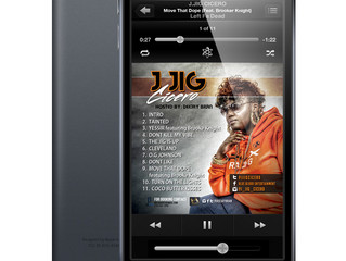 What's in Jig's iPod?