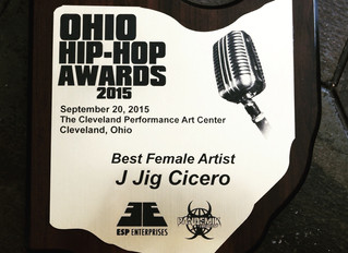Drum Roll Please. And the winner is… J Jig Cicero