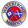 Waterfront Marine Logo