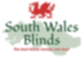South Wales Blinds Logo White Background