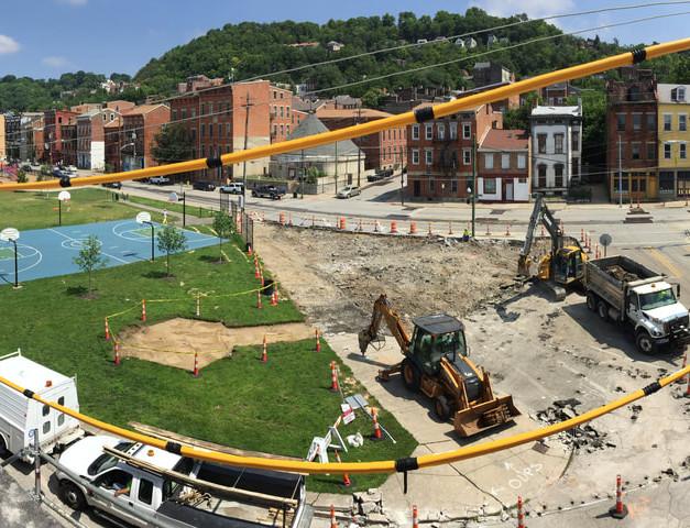 Grant Park Expansion 2015