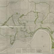 1907 Kessler Plan for the Cincinnati Park Board
