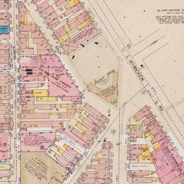 1904-1930 Sanborn Fire Insurance maps
