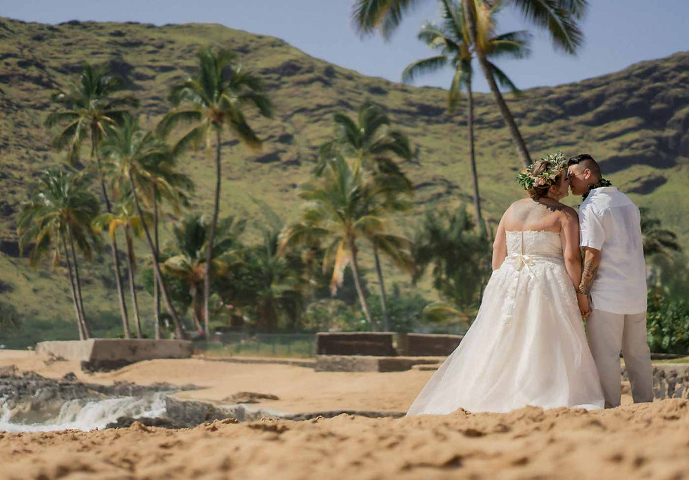 Big Island Wedding photographer Kona